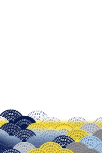 Blue and Yellow patterns _Waves