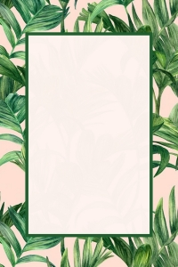 Palm Leaves 5
