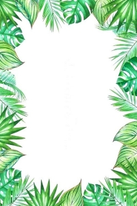Palm Leaves 3